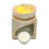 aromabrander geurmelst vierkant